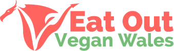 Eat Out Vegan Wales logo